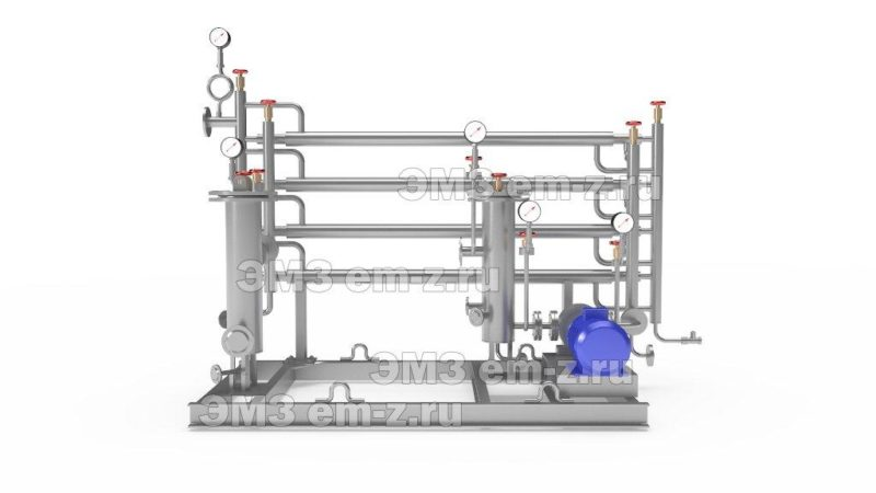 Блоки подготовки жидкого топлива