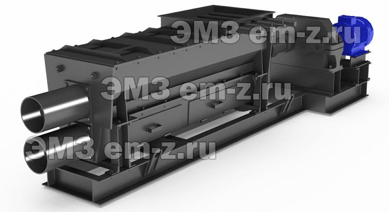 Дробилка угля ВДГ-10